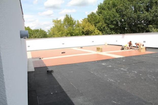 Dachterrasse XL
