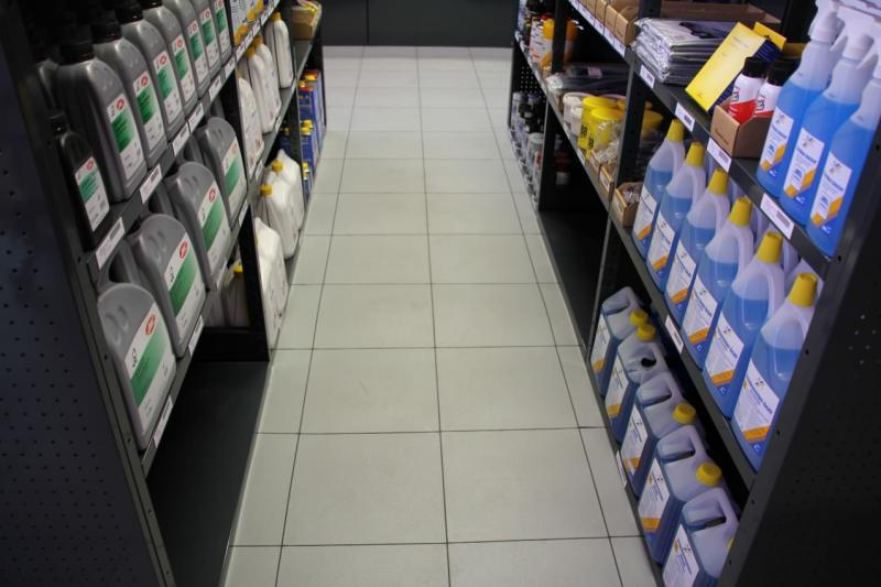 KFZ-Shop mit ELITE